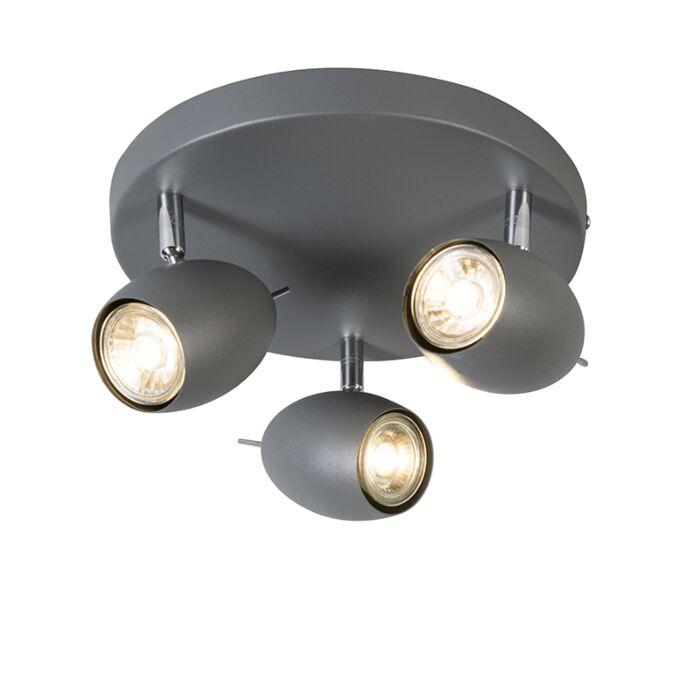Design-spot-antraciet-rond---Egg-3