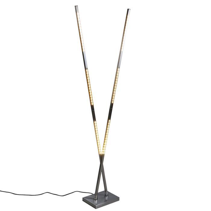 Vloerlamp-Stripe-2-staal