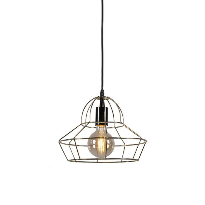 Hanglamp-Frame-D-goud