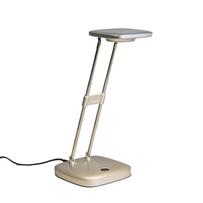 Bureaulamp-Zenith-LED-grijs
