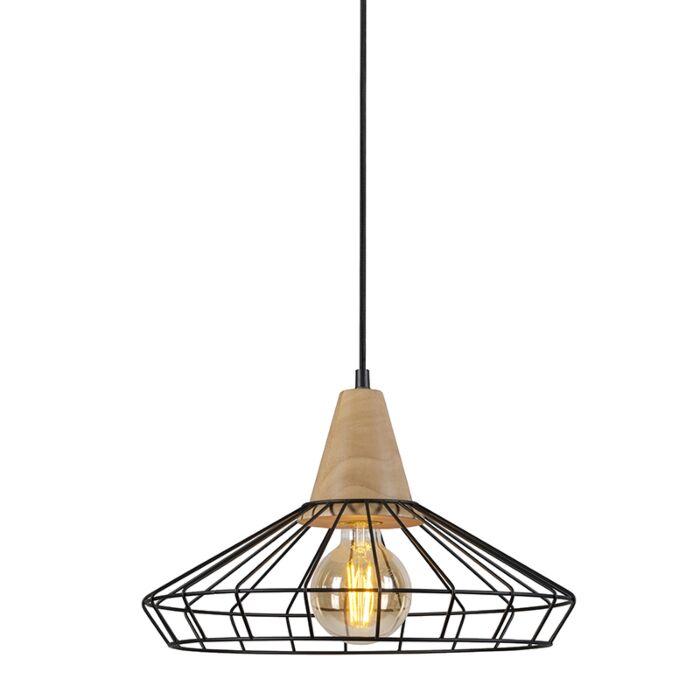 Hanglamp-Frame-Wood-2-zwart