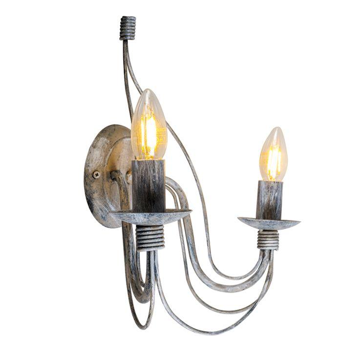 Wandlamp-Zero-Branco-2-antiek-grijs