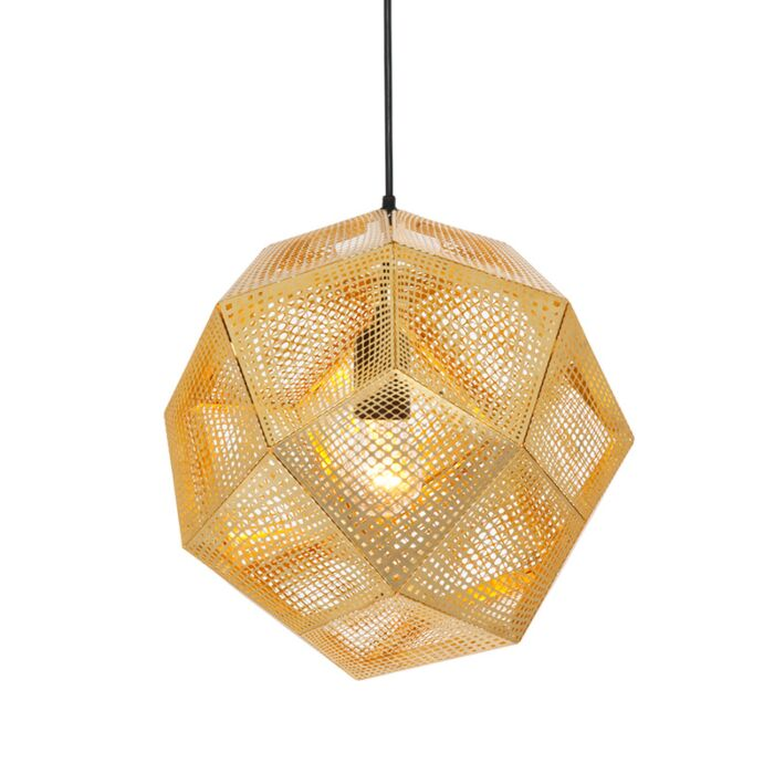 Tom-Dixon-Etch-Brass-Pendant