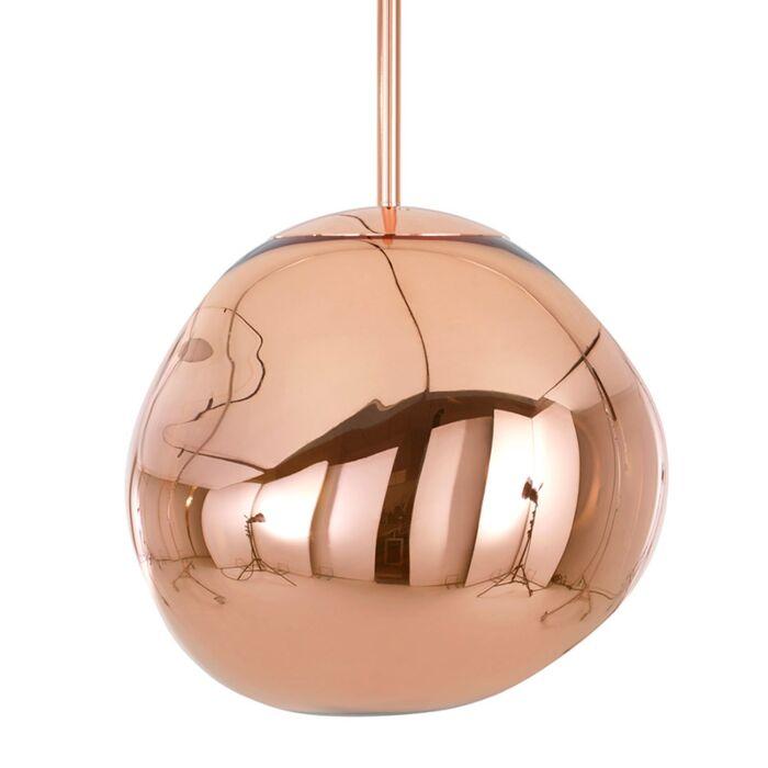 Tom-Dixon-Melt-Mini-Pendant-Copper