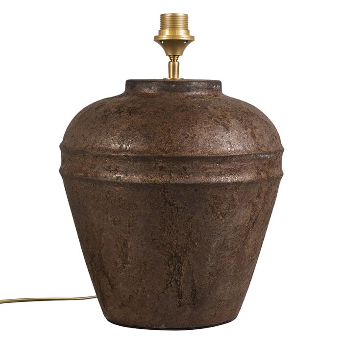 Tafellamp-Arta-small-roest
