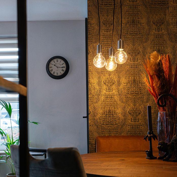 Moderne-hanglamp-chroom---Facil-3