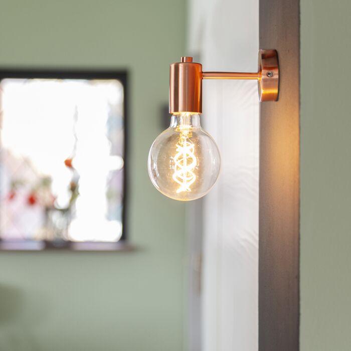 Art-Deco-wandlamp-koper---Facil-1