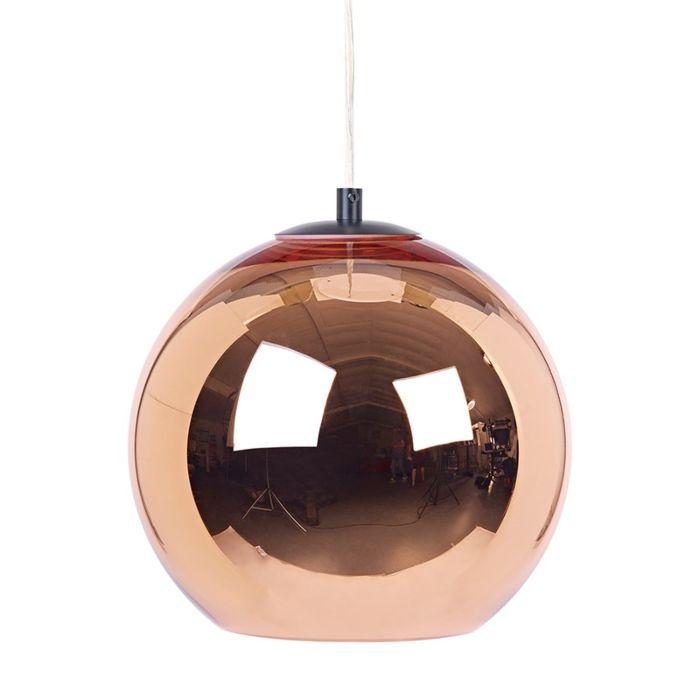 Tom-Dixon-Copper-Pendant-25cm