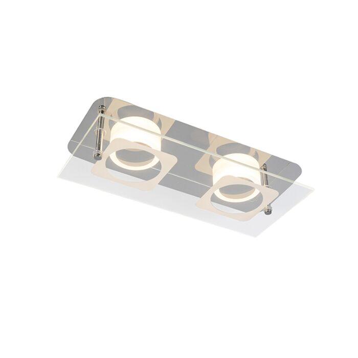 Plafonniere-Vidrio-2-staal