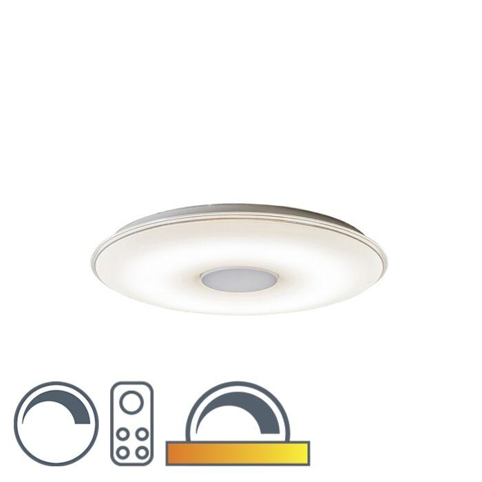 Moderne-ronde-plafonniere-LED-met-afstandbediening---Seoul