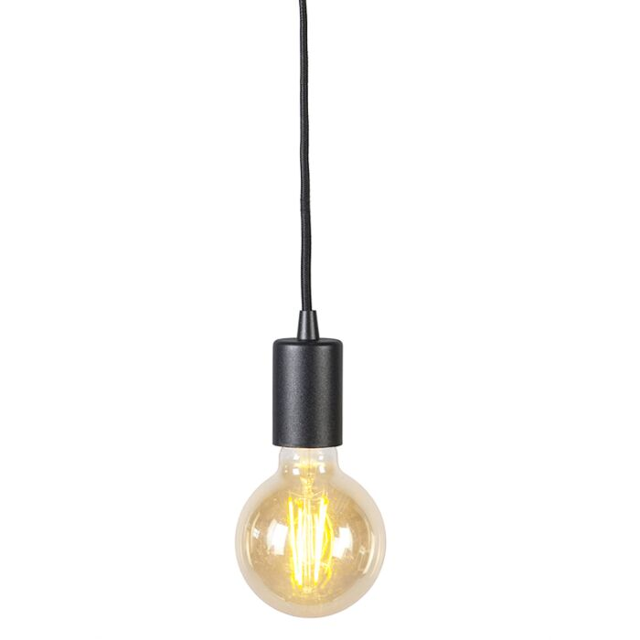Industriële-hanglamp-zwart---Facil-1