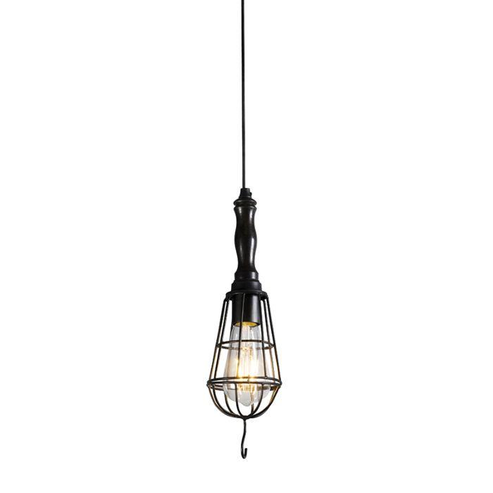 Hanglamp-Arber-zwart