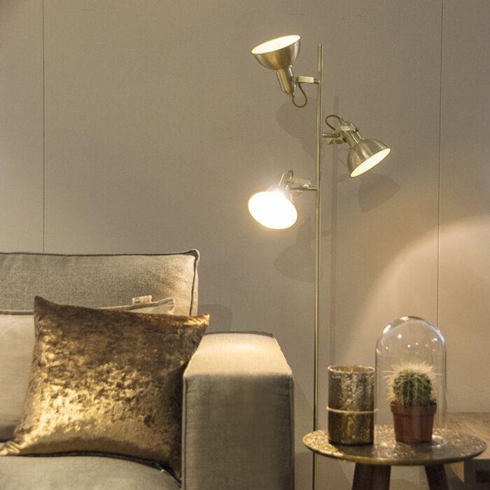Vloerlamp-Tommy-3-goud