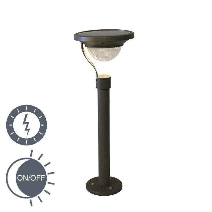 Buitenlamp-Pilari-paal-Led-Solar