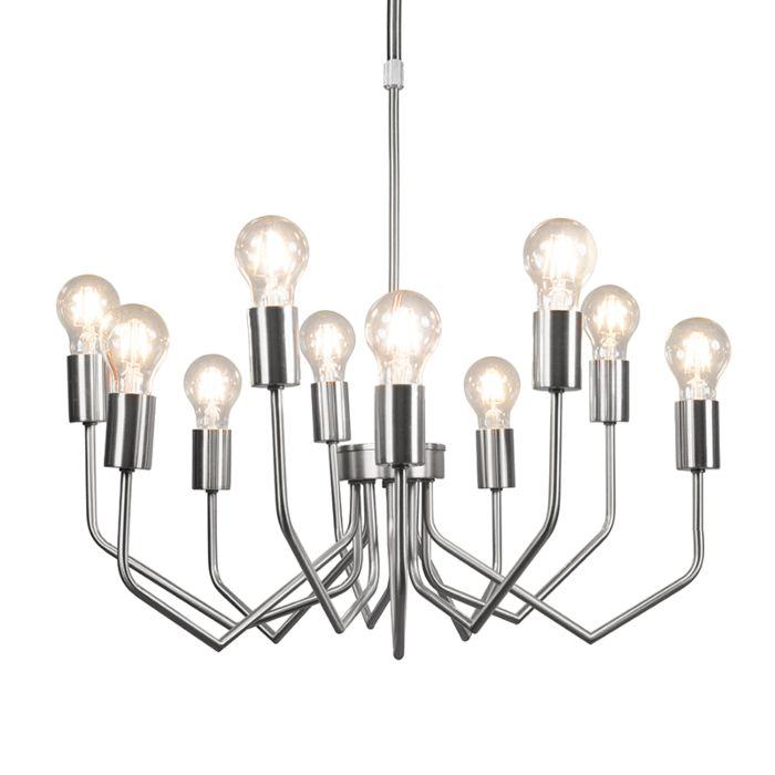 Hanglamp-Ritz-10-staal