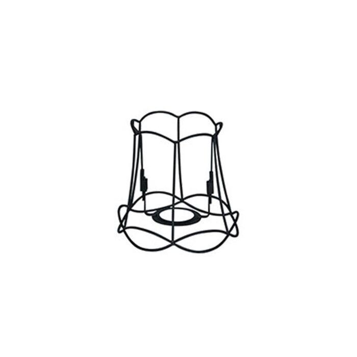Metalen-lampenkap-zwart-15/14---Granny-Frame