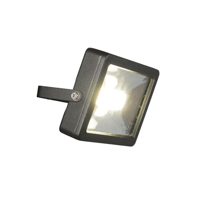 Moderne-straler-zwart-incl.-LED-30W---Telix
