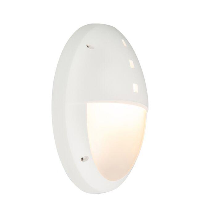 Moderne-wandlamp-wit-IP44---Danzi