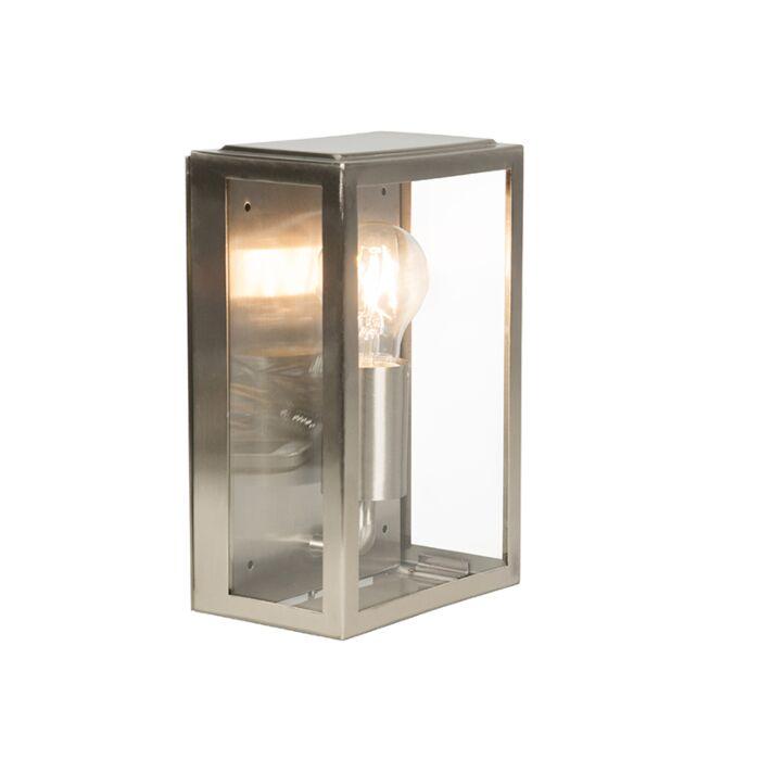 Moderne-rechthoekige-buitenwandlamp-staal-IP44---Rotterdam-2
