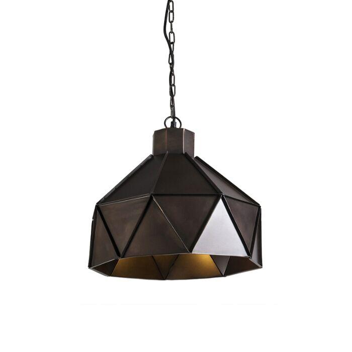 Art-Deco-hanglamp-koper---Triango