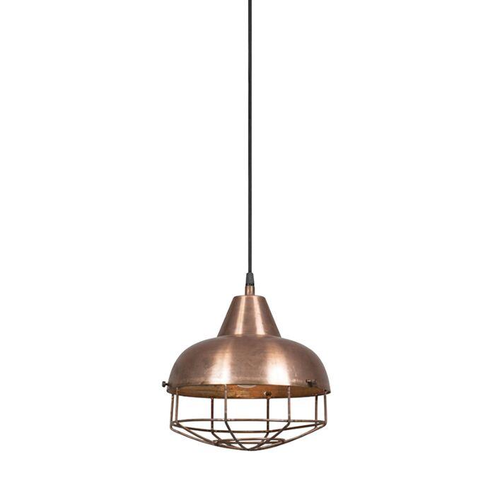Hanglamp-Koppar-koper