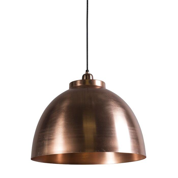 Hanglamp-Hoodi-mat-koper