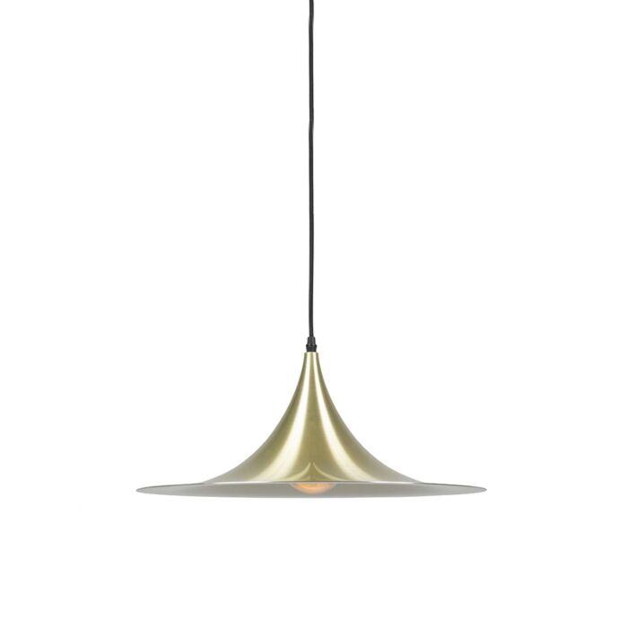 Moderne-hanglamp-goud---Magus
