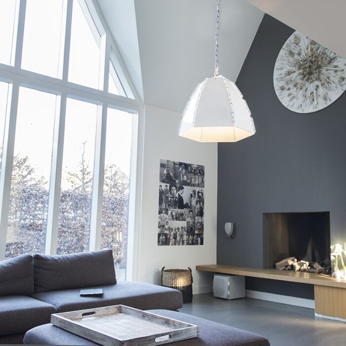 Design-hanglamp-wit---Niro