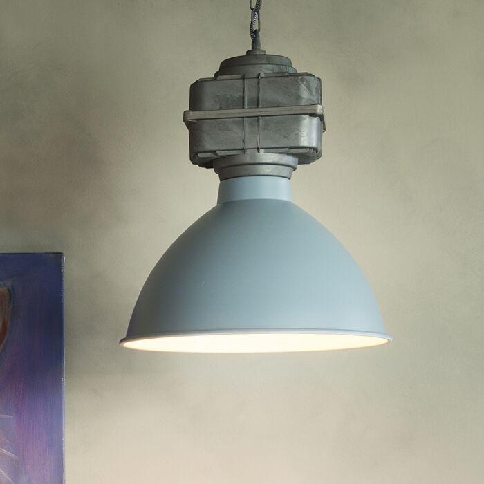 Hanglamp-Sicko-klein-blauwgrijs