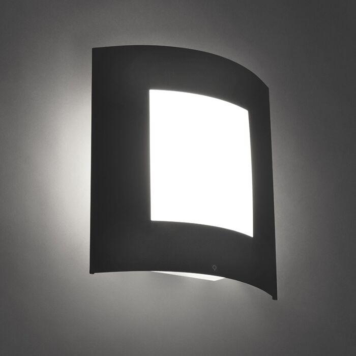Buitenwandlamp-antraciet-IP44---Emmerald-1