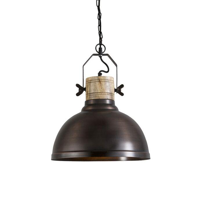 Hanglamp-Katel-koper