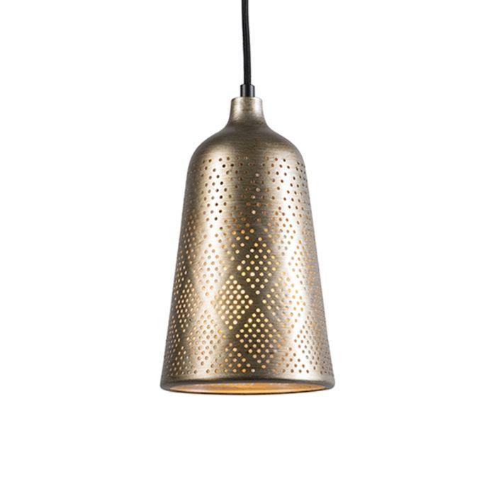 Hanglamp-Africa-3-goud