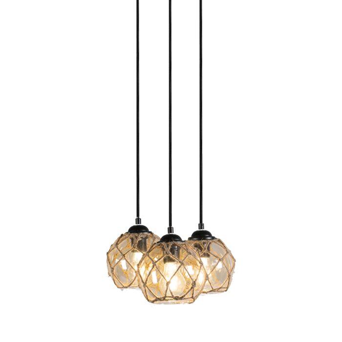 Hanglamp-Colorato-3-zwart