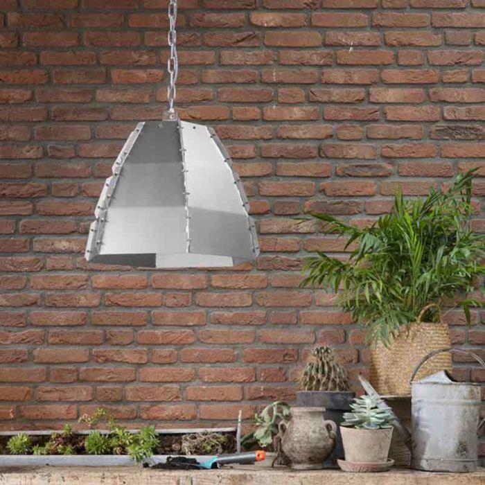 Design-hanglamp-blank-staal---Niro