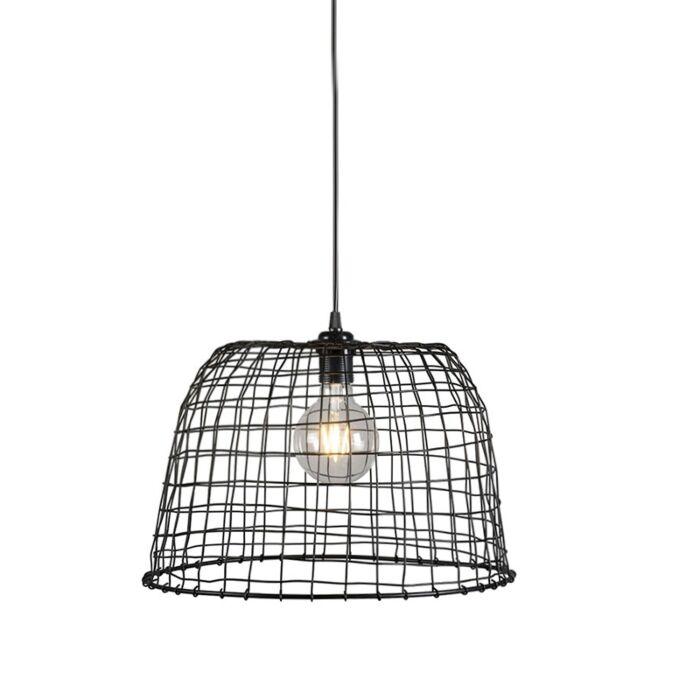 Industriele-hanglamp-zwart---Basket