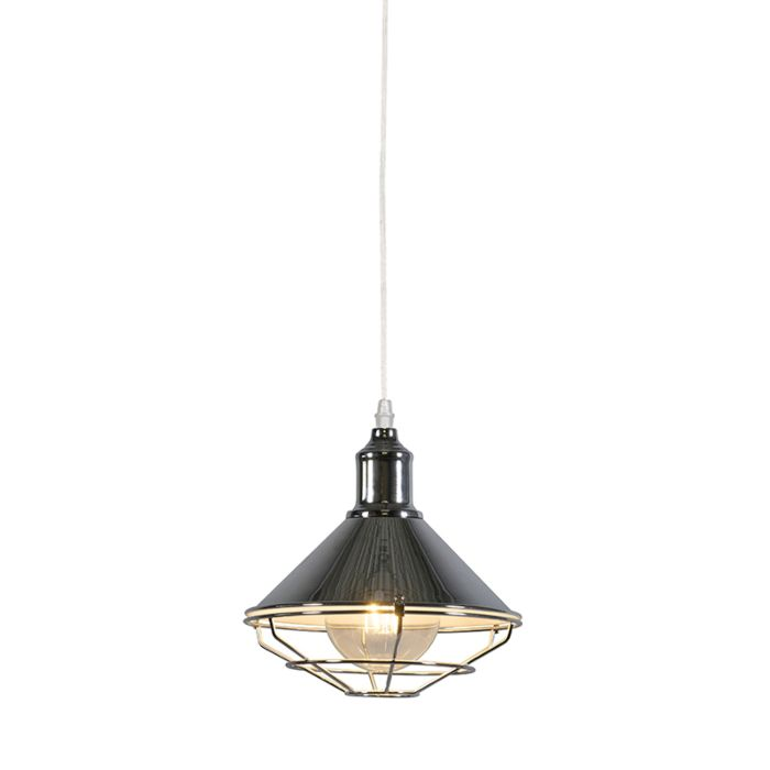 Hanglamp-Toll-chrome