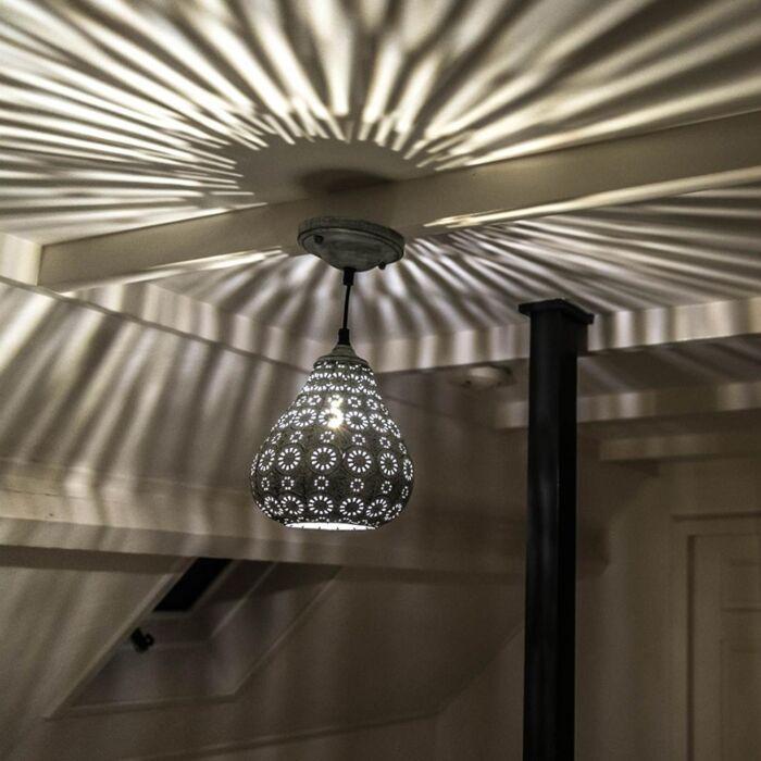 Oosterse-hanglamp-grijs---Billa