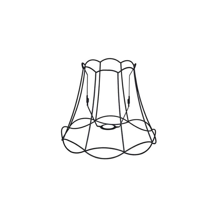 Metalen-lampenkap-zwart-30/26---Granny-Frame