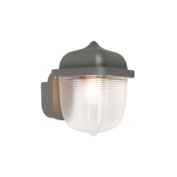 Buitenwandlamp-antraciet-IP44---Trans