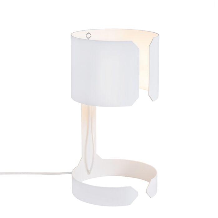 Design-tafellamp-wit---Waltz