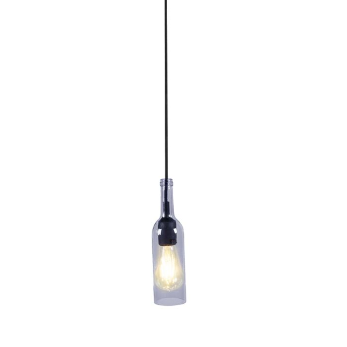 Hanglamp-Bottle-blauw