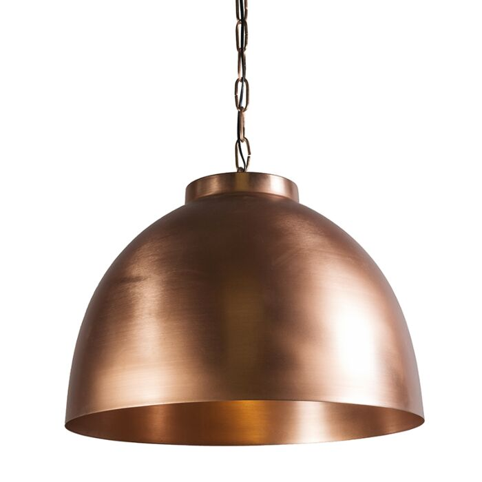 Hanglamp-Hoodi-XL-mat-koper