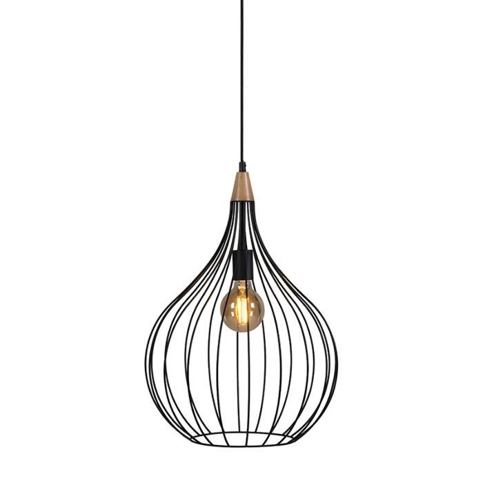 Hanglamp-Jala-3-zwart