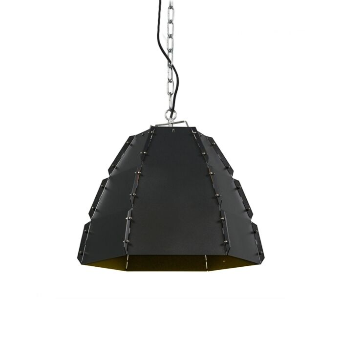 Design-hanglamp-zwart---Niro