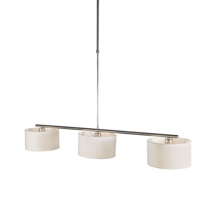 Moderne-hanglamp-wit-rond---VT-3