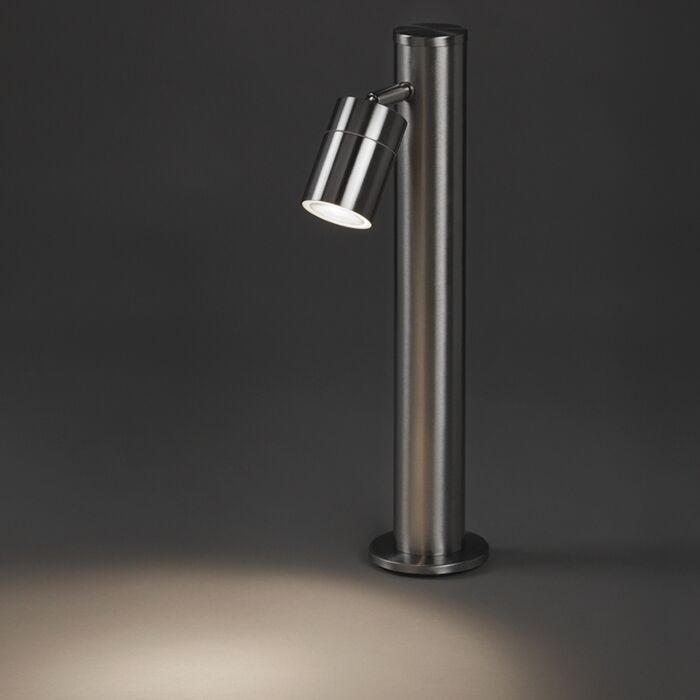 Moderne-buitenlamp-staal-45-cm-verstelbaar---Solo