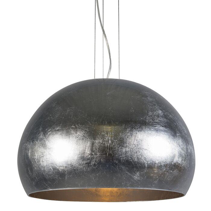 Hanglamp-Enco-zilver