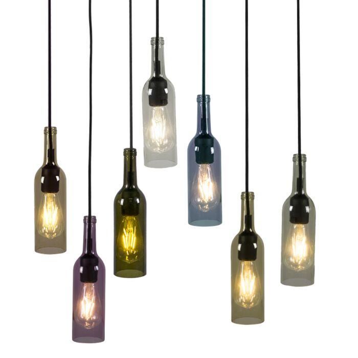Hanglamp-Bottle-set-van-7