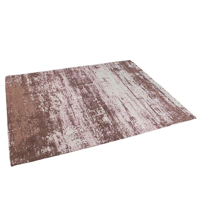 Vintage-rechthoekig-vloerkleed-oud-roze-160-x-230cm---Kochi
