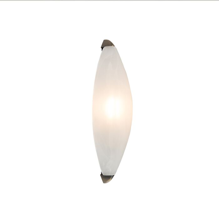 Wandlamp-Rigo-albaster-glas-met-brons